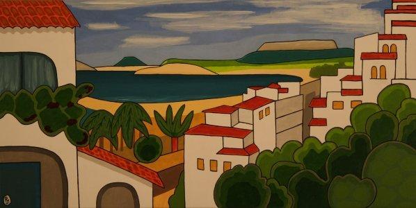 Spaanse landschapjes